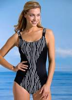 Miss Mary Of Sweden Hourglass Print Swimsuit