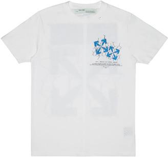Off-White Fence Arrow T-shirt
