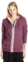 Roxy Juniors Signature Sherpa Fleece Sweatshirt