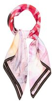 Kelly Wearstler Silk Printed Scarf