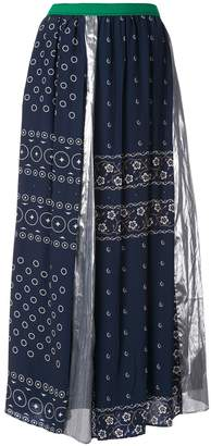 Kolor contrast panel skirt