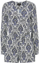 Exclusive for Intermix McCourty Print Romper
