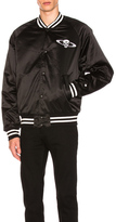 RtA Bomber Jacket in Black.