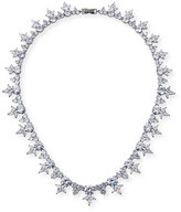 Fallon Jewelry Monarch Pointed Cluster Choker Necklace