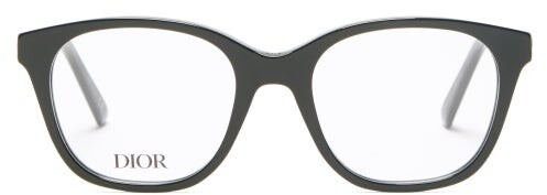 Thumbnail for your product : Christian Dior 30montaigneminio Round Acetate Glasses - Black