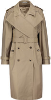 J.W.Anderson Wool-blend twill trench coat