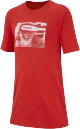 Nike Bags T-Shirt - Red / Black