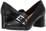 Aerosoles Pattern Work (Black Leather) Women's Shoes