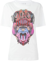 Marcelo Burlon County of Milan gorilla print T-shirt - women - Cotton - XS