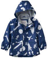 Carter's Toddler Boy Lightweight Outer Space Rain Jacket