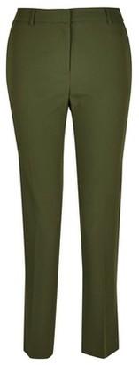 Dorothy Perkins Womens Dp Petite Khaki Naples Ankle Grazer Trousers, Khaki