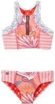 Maaji Girls' Cinnamon Surfer High Neck Two Piece (2T16) - 8137670
