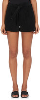 Robert Rodriguez WOMEN'S SUEDE SHORTS