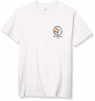 Lakai Limited Footwear Mens Unisex-Adult T-Shirt Skate Shirt