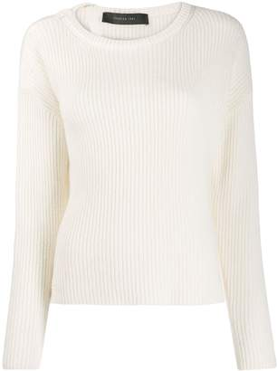 FEDERICA TOSI long-sleeve fitted sweater