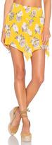 MinkPink Spread Like Wildflowers Skirt