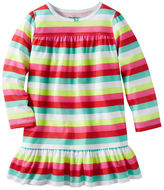 Osh Kosh Striped Sleep Gown