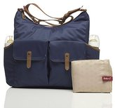 Babymel Frankie Baby Changing Nappy Bag - Navy by