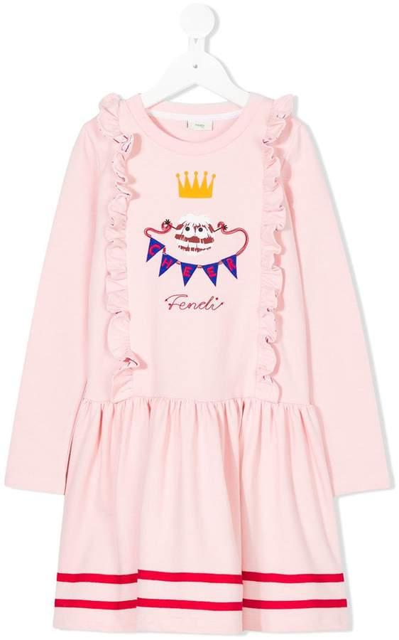 Fendi Cheer dress