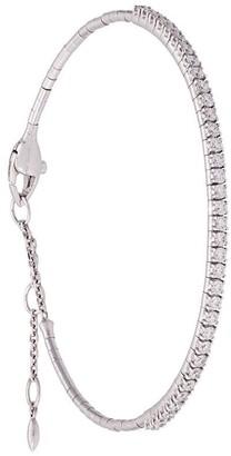 Mattia Cielo 18kt White Gold Diamond Bracelet