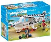 Playmobil 6938 Wild Life Safari Plane Playset