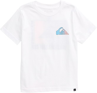 Quiksilver Mirror Play Graphic Tee
