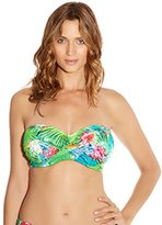 Fantasie Antigua 6058 Underwired Twist Bandeau Bikini Top