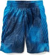 Old Navy Go-Dry Side-Panel Shorts for Boys