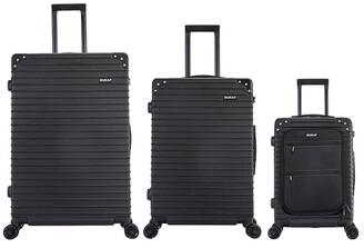 Dukap Tour 3Pc Luggage Set