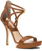 Michael Kors Fariha Leather Platform Sandal