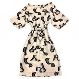 Sonia Rykiel White Dress for Women