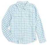 Vineyard Vines Flannel Shirt (Toddler Girls & Little Girls)