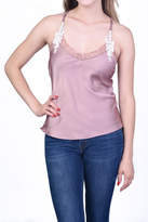 Ontwelth Lace Slip Cami