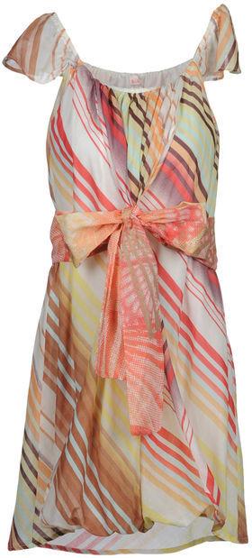 Nolita 3/4 length dress
