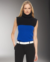 Michael Kors Chunky Colorblock Sweater