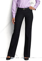 Classic Women's Petite Pre-hemmed Fit 2 Wear to Work Trousers-True Navy