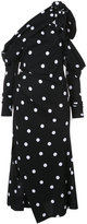 Monse polka dot dress
