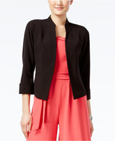 XOXO Juniors' Cuffed Blazer