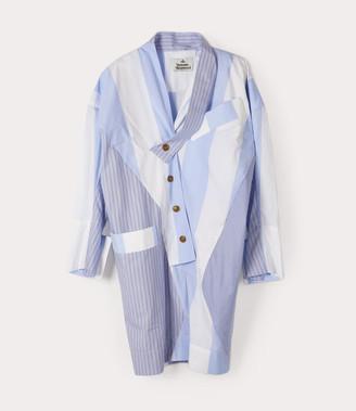 Vivienne Westwood Arabesque Dress Blue/White