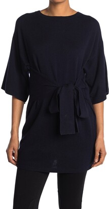Ted Baker Tie Front Knotted Tunic