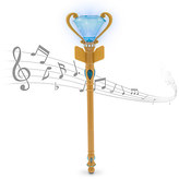 Disney Elena of Avalor Scepter with Lights and Sounds