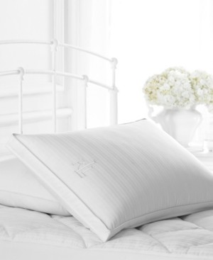 Lauren Ralph Lauren Feather Core Down Surround Chamber Pillow - Standard/Queen, Extra Firm