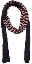 M Missoni Striped Wool Muffler
