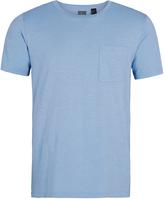 Oxford Matthew Crew Neck T-Shirt Blue X