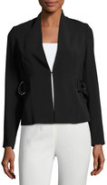 Laundry by Shelli Segal JACKET WITH BUCKLE STRAP