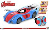 Marvel Spider-Man RC Car & Power Wristband Hand Controller