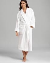 Hudson Park Plush Robe, White