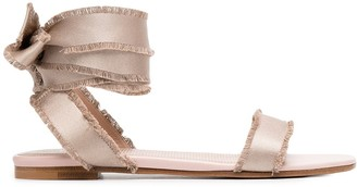 RED Valentino RED(V) City Ballet sandals