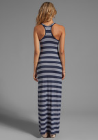 Feel The Piece V-Neck Maxi Dress