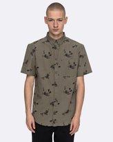 DC Mens Odanah Short Sleeve Shirt